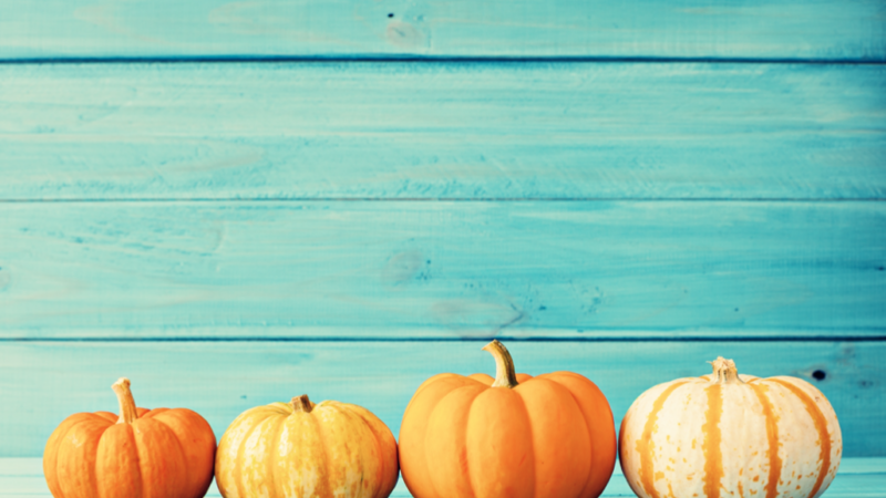 5 Adorable Pumpkin Decorating Ideas