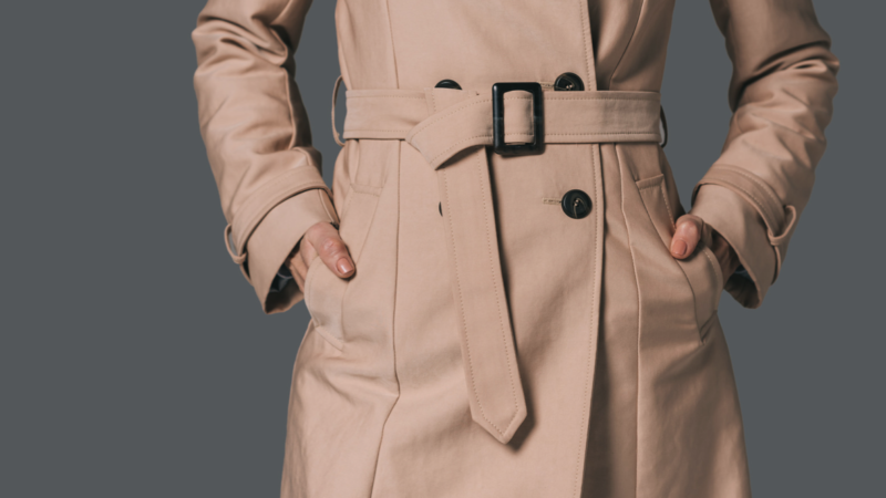 The Prettiest Trench Coats for Spring