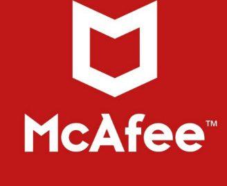 10% off at McAfee